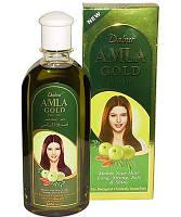 Масло Амлы для волос «Dabur» Голд, для сухих и поврежденных волос, 200 мл