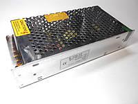 Блок питания 12V 10А 120W (для светодиодных лент, модулей, линеек), фото 1
