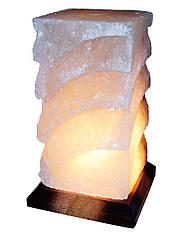 """Соляная лампа """" Хай - тэк """" 2-3 кг"""