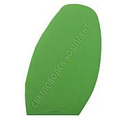 Подметка резиновая BISSELL, art.RB55, цв. зелёный №39