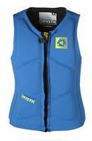 Жилет Mystic 2016 Brand Wakeboard Vest Zip Blue, фото 1