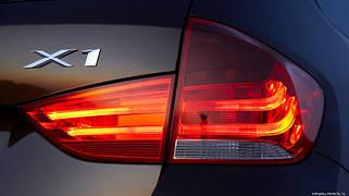Тюнинг оптика BMW X1 E84