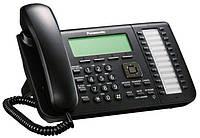 Проводной IP-телефон Panasonic KX-NT546RU-B Black