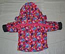 Комплект зимний: куртка и полукомбинезон для девочки, фото 4