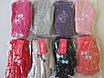 Зимові рукавички для дівчаток утеплені, фото 4