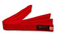 Пояс для кимоно Pine Tree красный