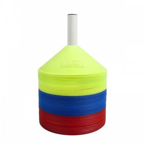 Маркер для тренировок (тарелочки разметочные) SELECT Marker Set (48 шт), фото 2