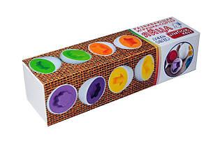 Сортер Яйца. Развивающий конструктор для деток от 1 года.