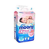 Подгузники детские Moony S (4-8 кг) RS81 81 шт