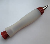 Шприц силиконовый с металической насадкой, фото 1