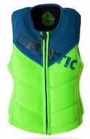 Жилет Mystic 2016 Star Wakeboard Vest Zip Green, фото 1
