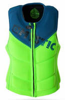 Жилет Mystic 2016 Star Wakeboard Vest Zip Green