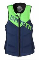 Жилет Mystic 2016 Star Wakeboard Vest Zip Navy, фото 1