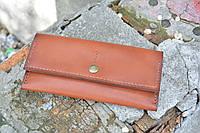 Женский портмоне из натуральной итальянской кожи