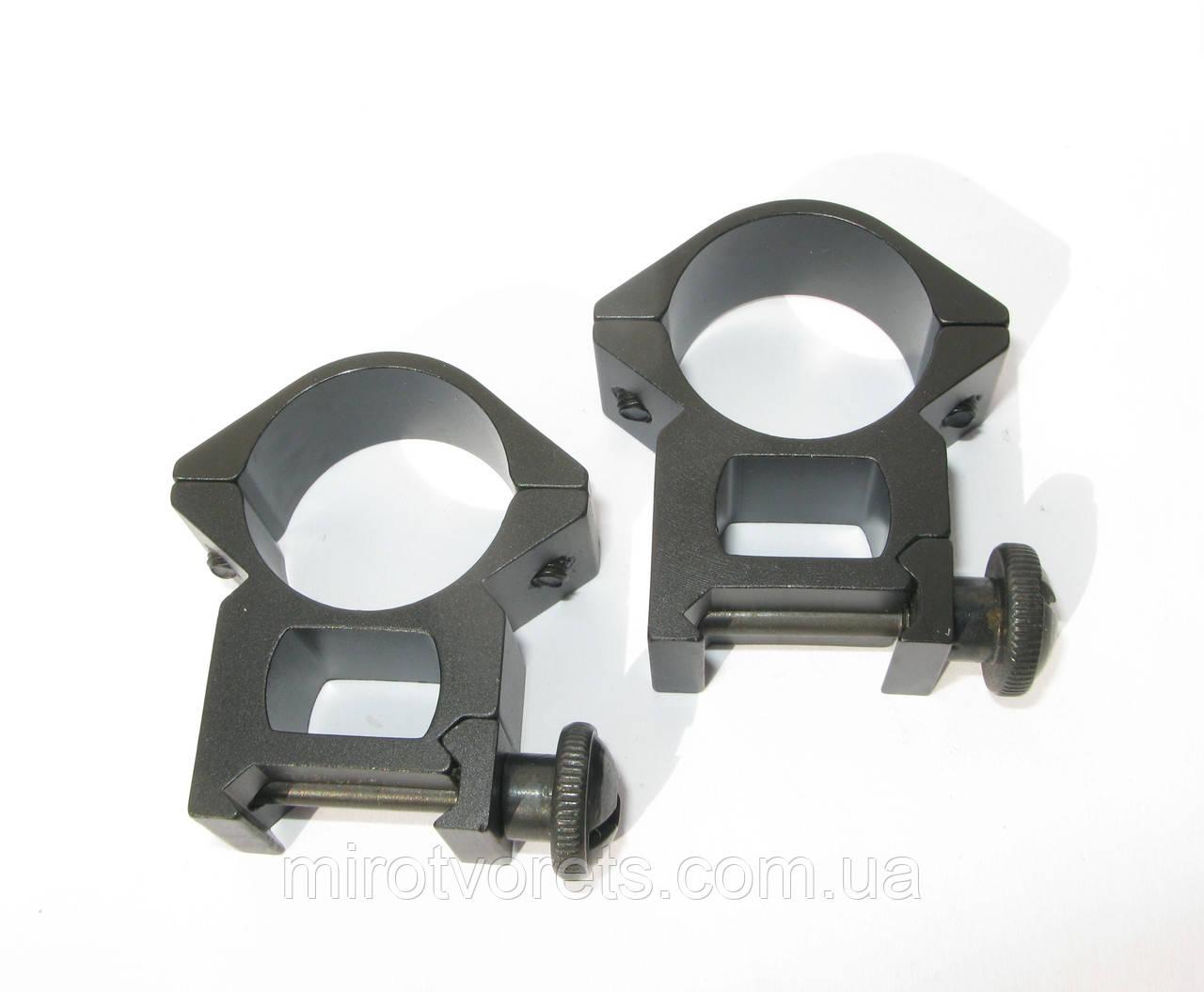 Крепление оптического прицела Weawer 25 мм