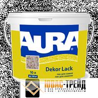 TM Aura Dekor Lack - фасадный лак для камня ( ТМ Аура Декор Лак 20), 10л.