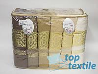 Cestepe махровое полотенце Vip Cotton Surma 50х90см