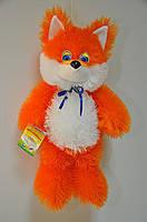 Мягкая игрушка Лисичка 42 на 25 см