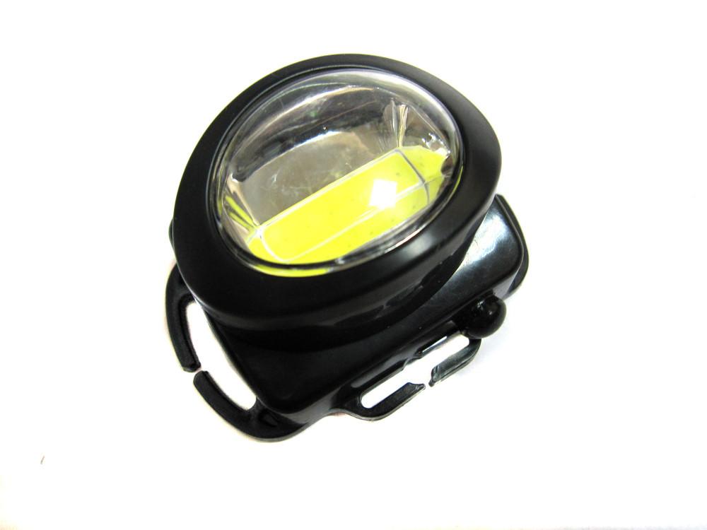 Фонарик налобный со светодиодами LED BL-539 COB