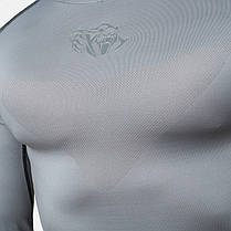 Компрессионная футболка Peresvit Air Motion Compression Short Sleeve T-Shirt Heather Grey, фото 2