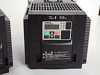 Преобразователь частоты HITACHI WL200-055HF, 5.5кВт, 11.1A, 400В. Вольт-частотный. Mini-USB, PLC.