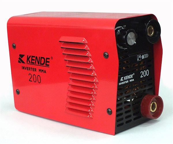 Зварювальний інвертор Kende MMA-200