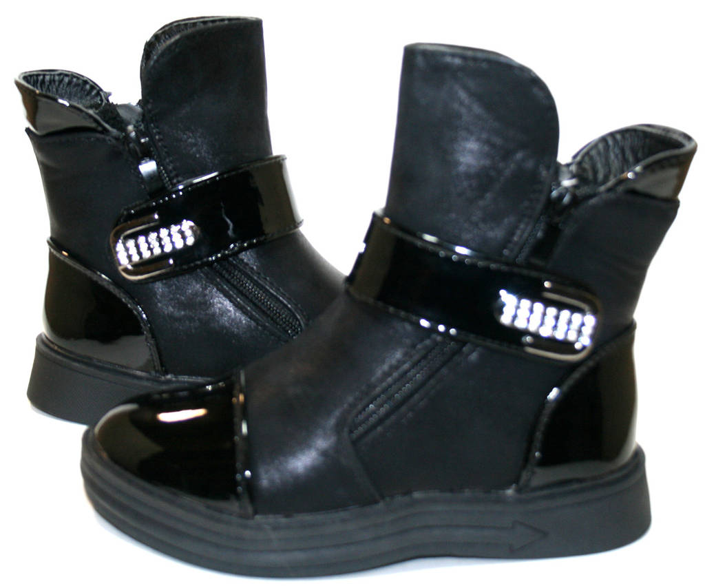 Детские зимние ботиночки для девочек BONA Венгрия 28-33p.