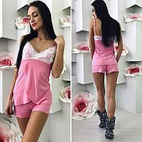 """Женская пижама """" Гипюр """" Dress Code"""