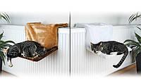 Гамак для кошек на радиатор Trixie