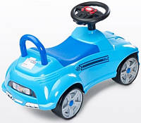 Детский толокар машинка-каталка Caretero Cart - blue(арт.18277)