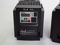 Преобразователь частоты HITACHI WL200-040HF, 4кВт, 8.8A, 400В. Вольт-частотный. Mini-USB, PLC.