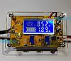 DC-DC Понижающий преобразователь c LCD рег. CC/CV 5A   USB+ Корпус