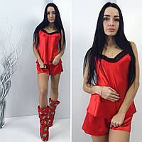 "Женская пижама "" Атлас "" Dress Code, фото 1"