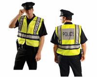 Светоотражающий жилет Police High Visibility Jacket. Великобритания, оригинал., фото 1