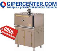 Угольная печь Josper HJX25 L (640х600х1270 мм, решетка 500х510 мм, расход угля за 8 часов 14 кг)