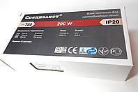 """Блок питания """"Специалист"""" 12V 200W (для светодиодных лент, модулей, линеек), фото 1"""