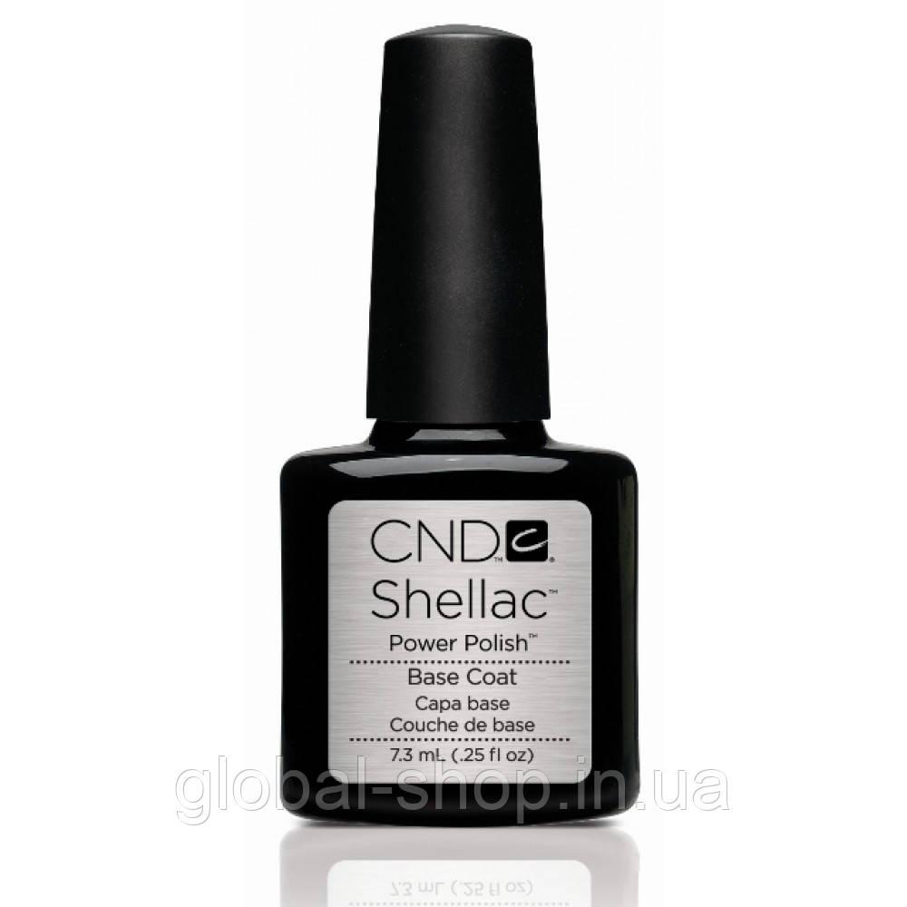 Синди Shellac CND Base Coat 7.3 мл.,базовое покрытие шиллак