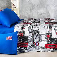 Одеяло летнее и постельное белье: Евро Англия