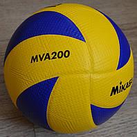 Волейбольный мяч Mikasa MVA200 (оригинал)