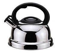 Чайник со свистком Con Brio CB-406