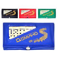 Домино M 0002 карманное, чехол, 6-18,5-38,3 см