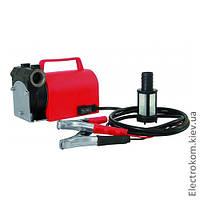 KPT 24-40 - насос перекачки дизтоплива 24В, 40 л/мин