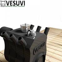 Булерьян с плитой Vesuvi «О1» 6 кВт