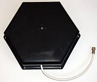 Панельная антена гексагон 700-2600MHz 10dBi