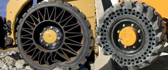Новинка: Безвоздушные шины