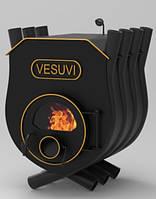 Булерьян с плитой Vesuvi «О1» 6 кВт стекло