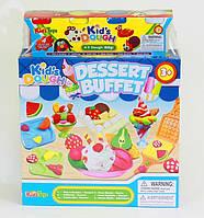 """Тесто для лепки Kid's Dough набор """"Фабрика десертов"""" 11768"""