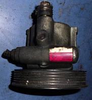 Насос гидроусилителя руля ( ГУР шкив 6 ручейков, d 131)RenaultKangoo1997-20078200113599, 8200112299, 26090