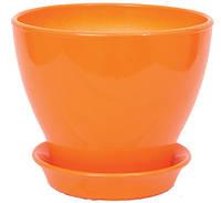 Глянцевые КС 30 л, Оранжевый