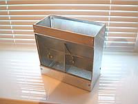 Автокормушка для кроликов без крышки на 2,5 кг.